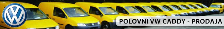 VW Caddy Prodaja