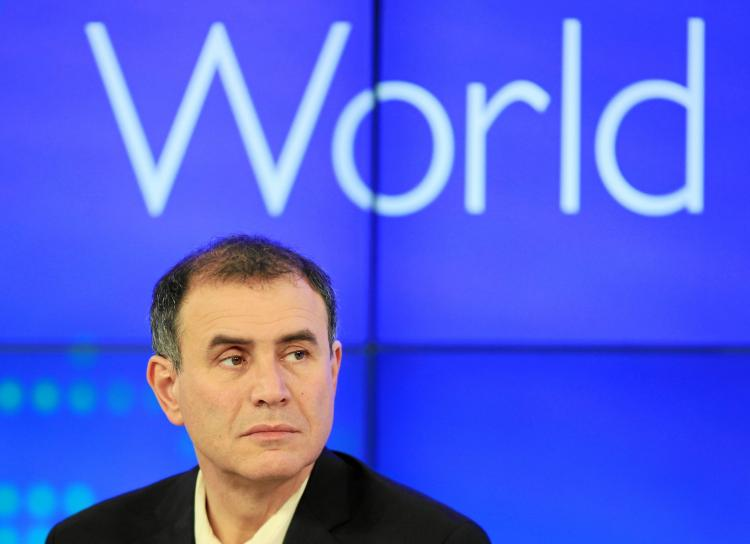 Nouriel Roubini scaled