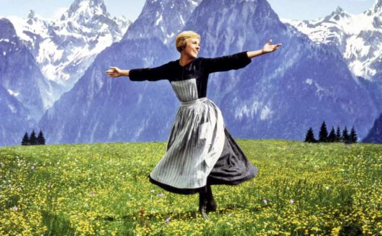 25 The Sound of Music