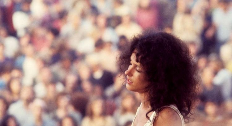 GraceSlick at Woodstock
