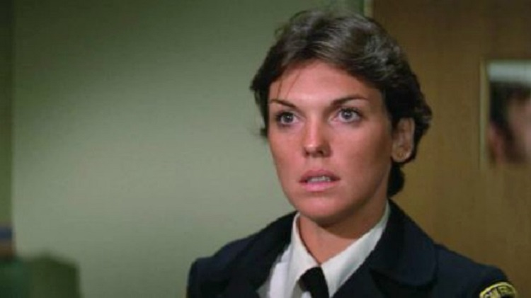 The Enforcer Tyne Daly prvi zenski partner