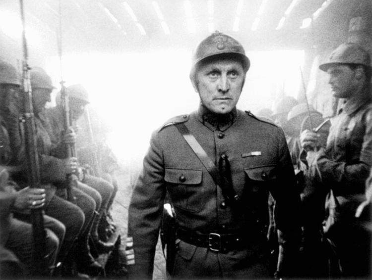 paths of glory kirk douglas