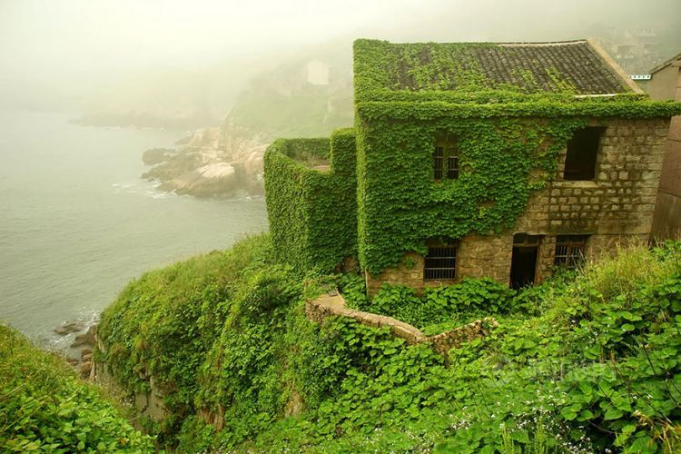 abandoned village zhoushan china 101