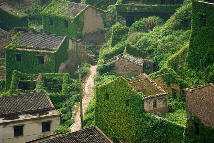abandoned village zhoushan china 103