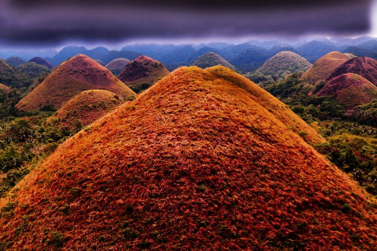 chocolate hills pictures 2